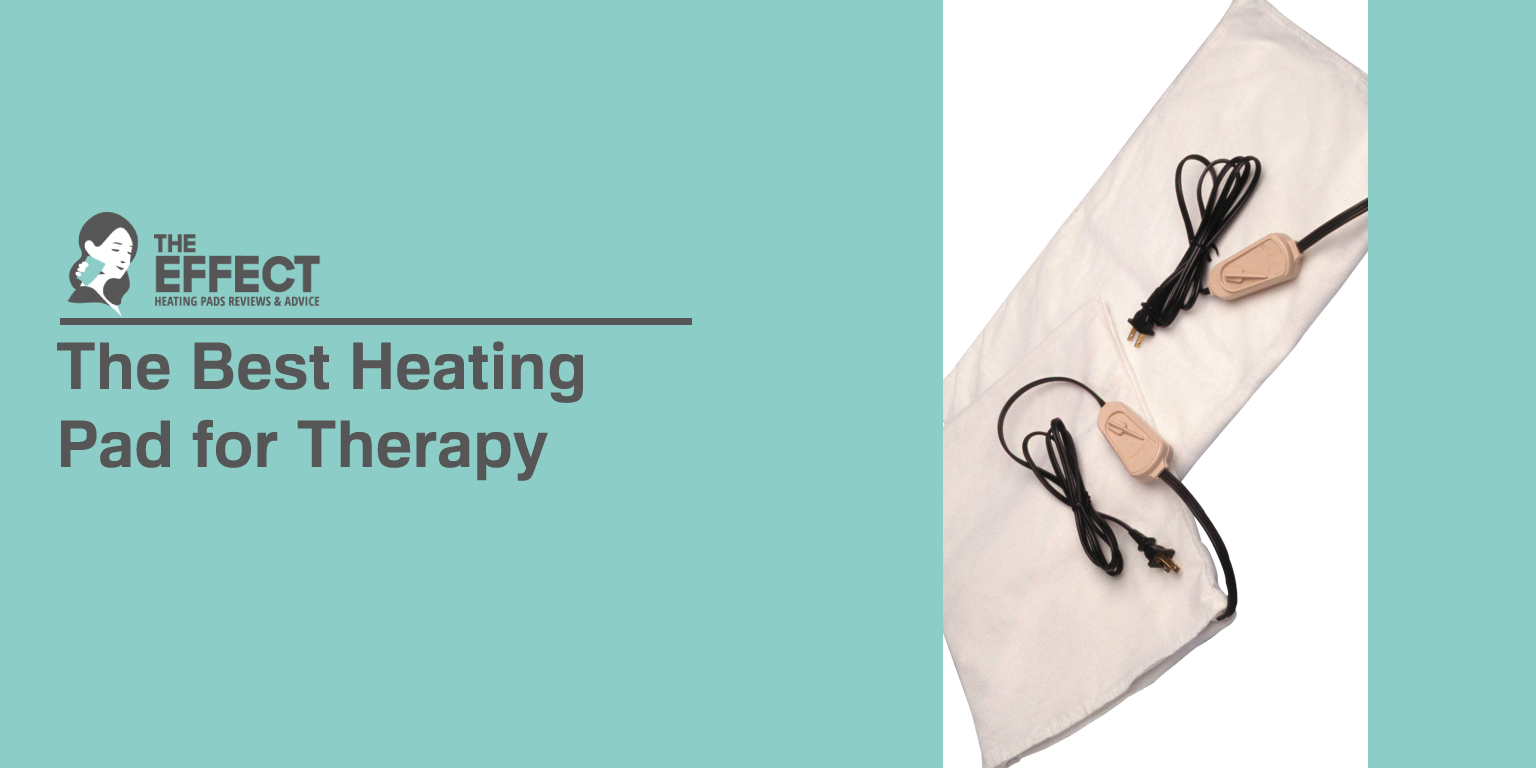 The Best Heating Pad for Therapy