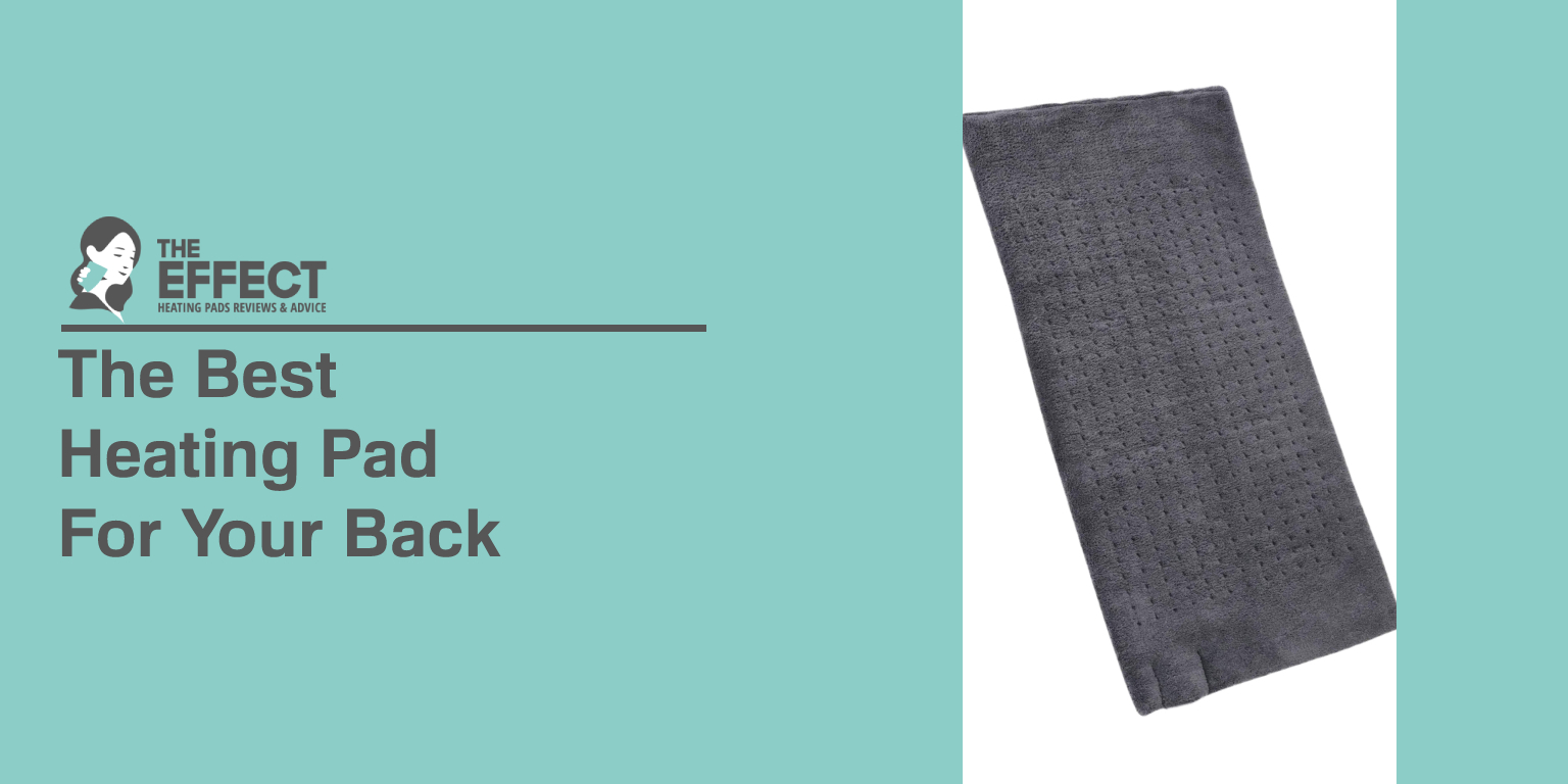 The Best Heating Pad For Your Back