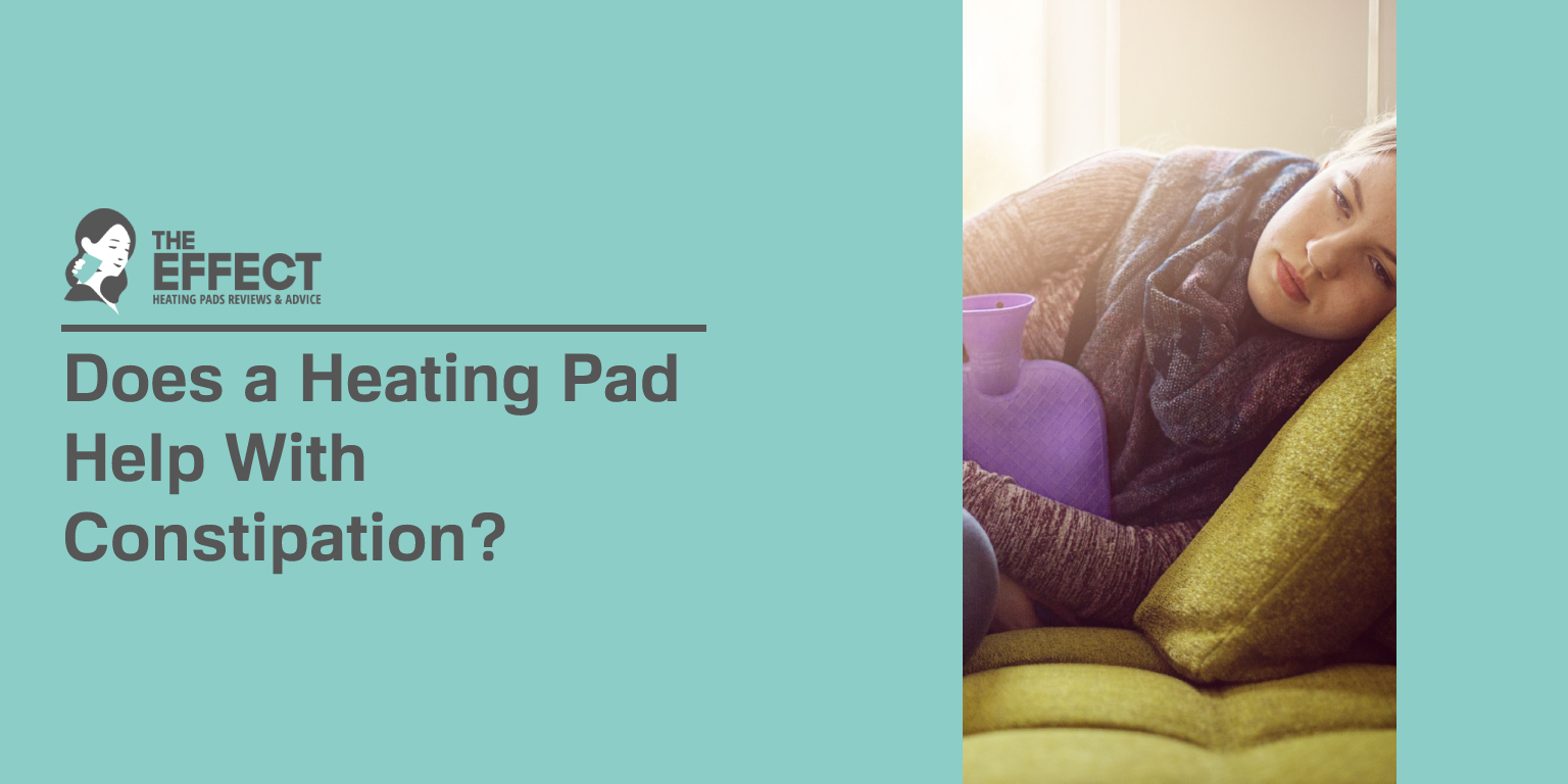 Does a Heating Pad Help With Constipation