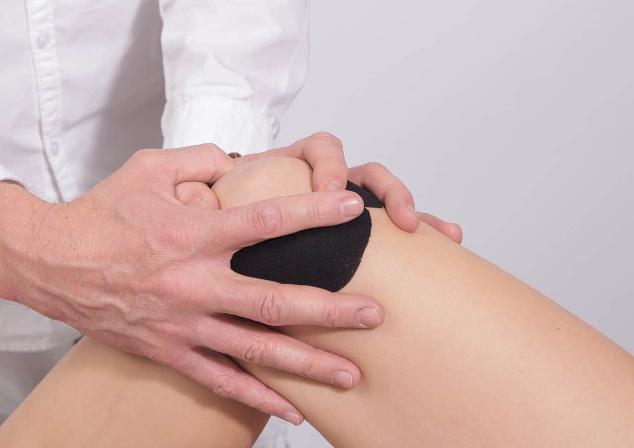 knees arthritis that needs heating pads