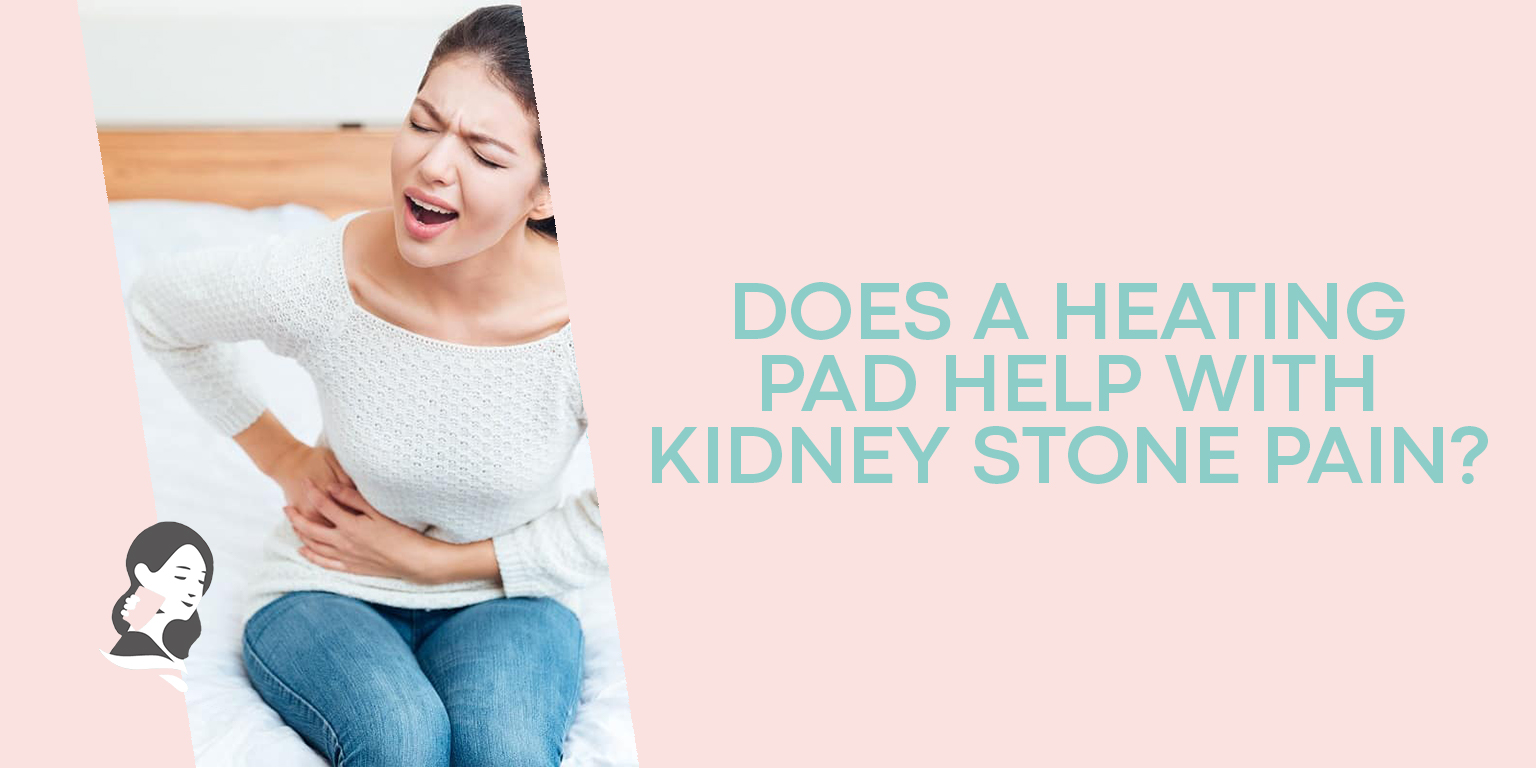 Does a Heating Pad Help With Kidney Stone Pain?