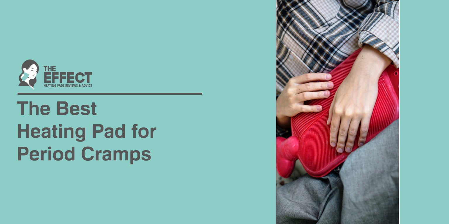 The Best Heating Pad for Period Cramps