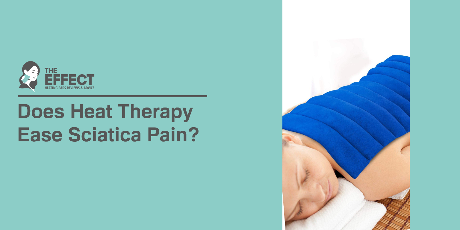 Does Heat Therapy Ease Sciatica Pain