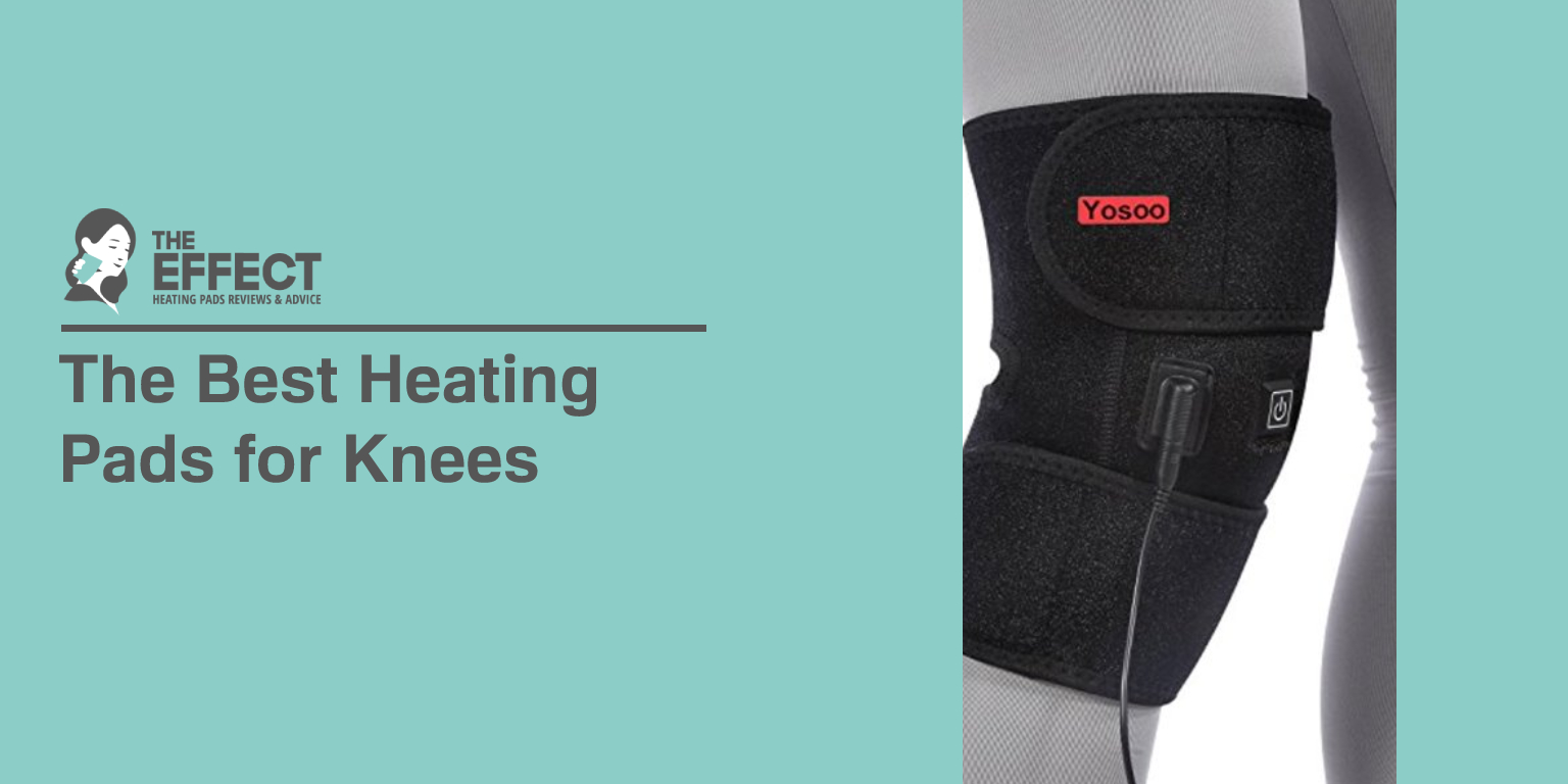 The Best Heating Pads for Knees