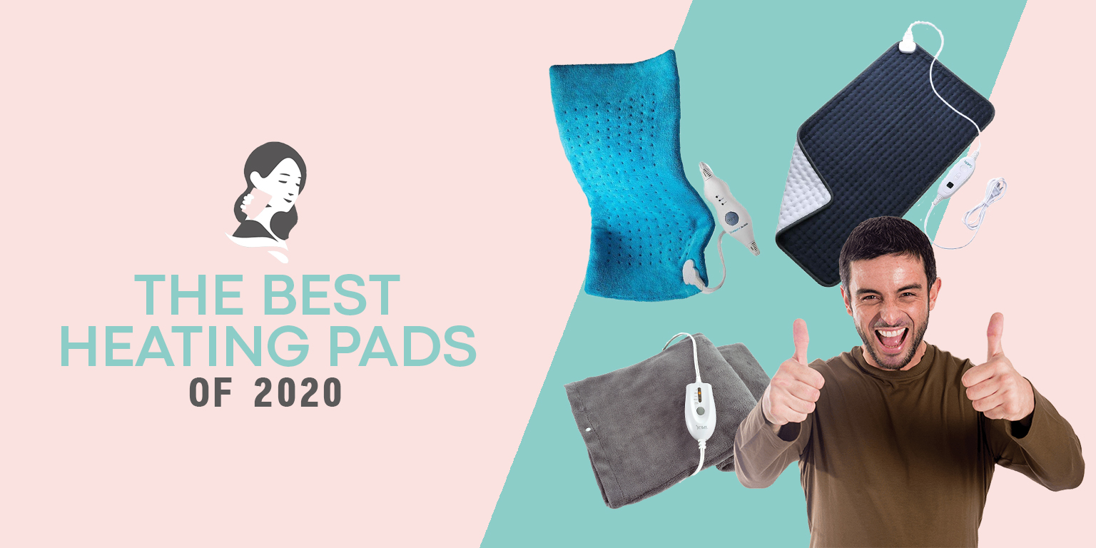 The Best Large Heating Pads of 2020