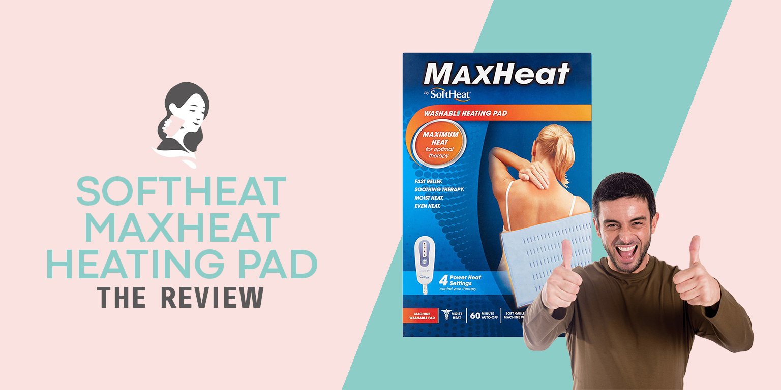 SoftHeat MaxHeat Heating Pad: The Review