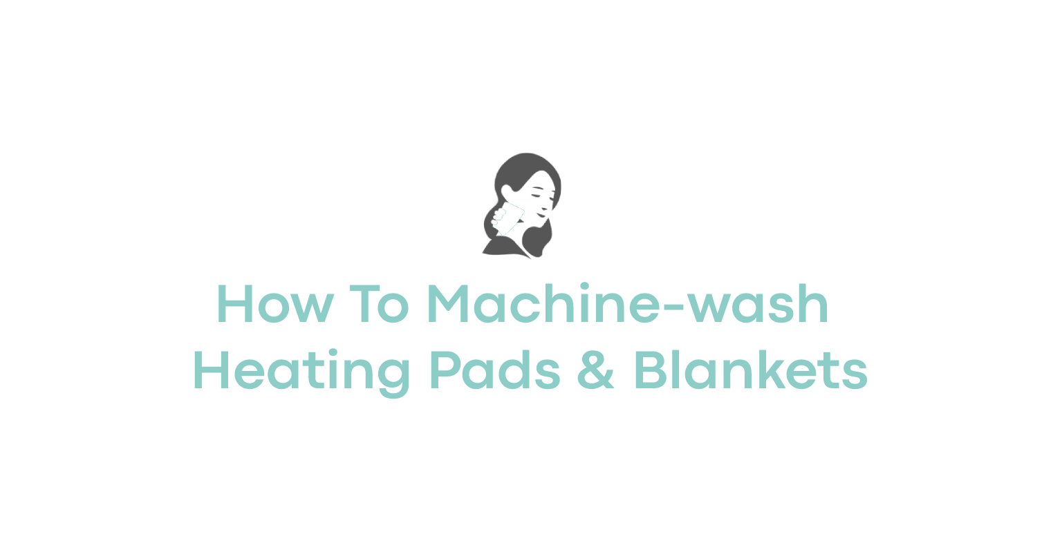 How To Machine-wash Heating Pads & Blankets