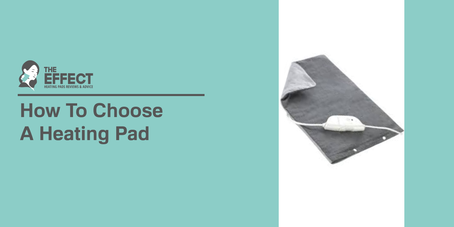 How To Choose A Heating Pad