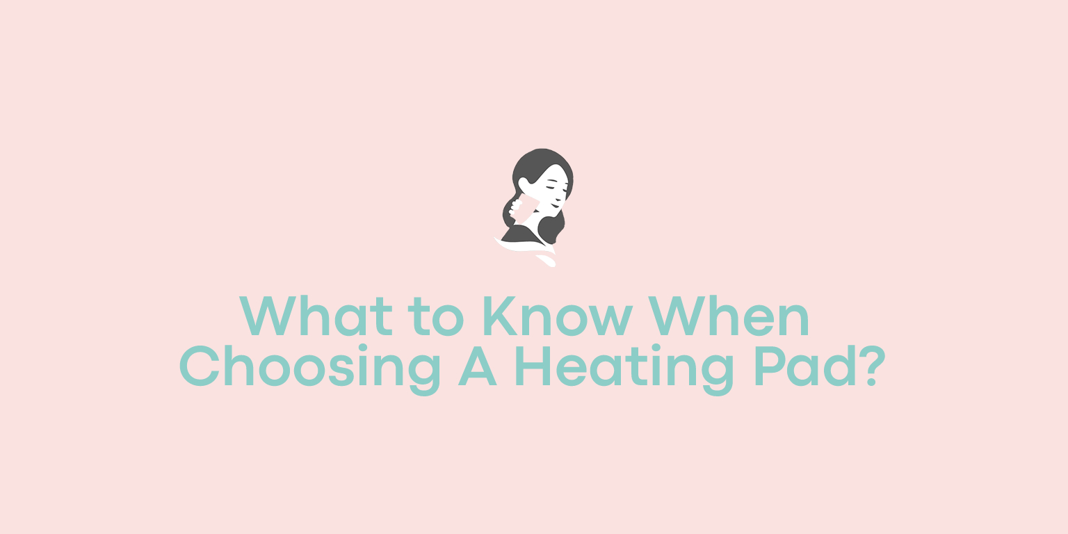 choosing a heating pad